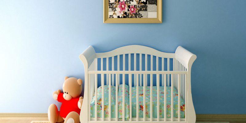 Детское пространство. Или как организовать детскую комнату.
